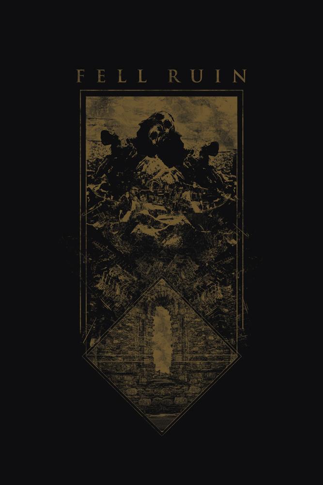 Fell-Ruin-Shirt-Design-(gold)