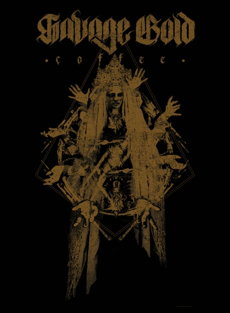 savage-gold-t-shirt-kali