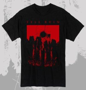 Art / Design for Fell Ruin.