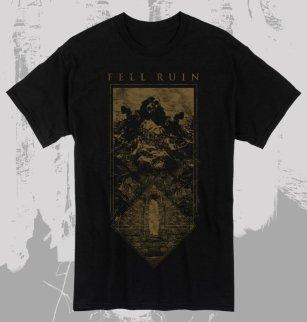 Art/ Design for Fell Ruin.