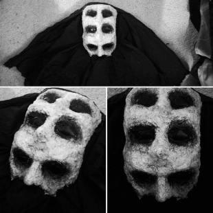 Shaman mask.