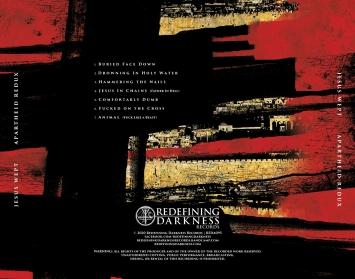 Jesus Wept - Apartheid Redux (2020)