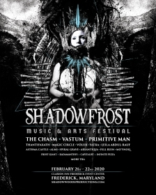 Shadow Frost Music and Arts Festival 2020