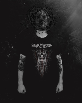 Art / Design for Shadow Woods III.
