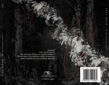 Fell Ruin - To The Concrete Drifts (2017)
