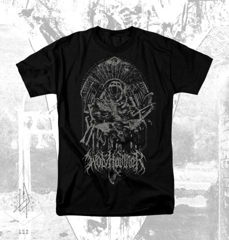 """The Failure King"" Shirt design for Wolvhammer."