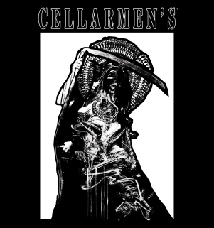 """Mead is Dead"" Art / Design for Cellarmen's"
